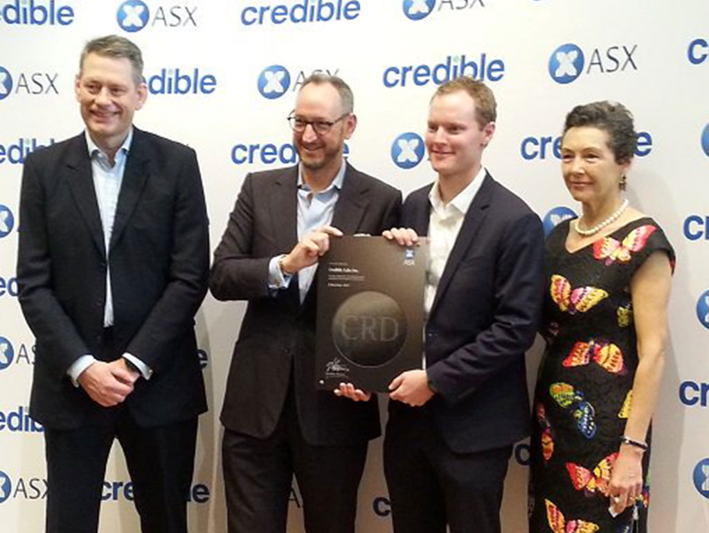 Credible founder Stephen Dash comes home for biggest ASX tech IPO of 2017