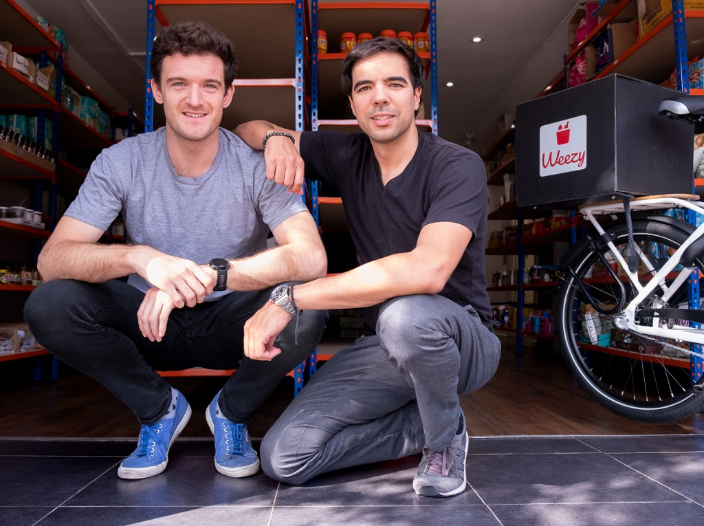 London-based Weezy raises pre-seed funding for its 15-minute grocery delivery app